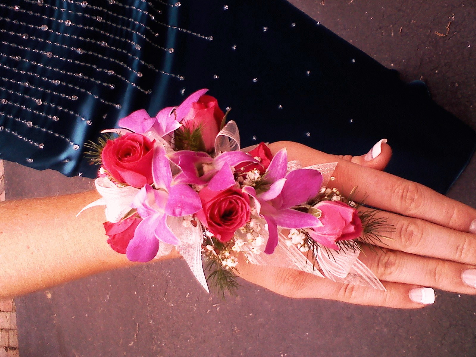 Prom flowers at wisteria 2012 trends wisteria flower shoppe news