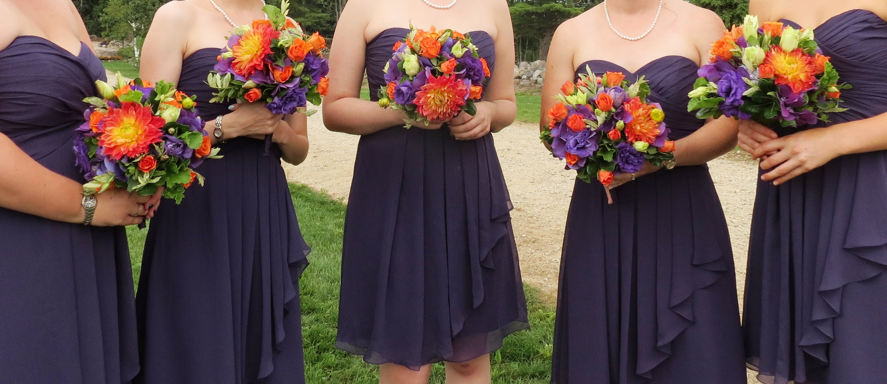 Bold, bright summer weddings | Wisteria Flower Shoppe News